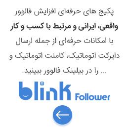 instaSidebar blinkco net - از کجا هاست بخرم ؟ + فیلم آموزشی نکات موشکافانه در انتخاب شرکت هاستینگ